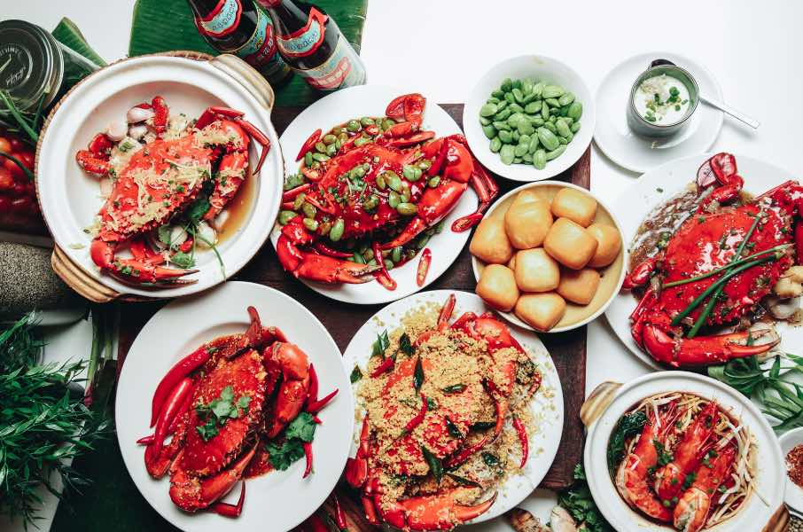 Parkroyal S Crab Feast Is Back Feast On As Many Crabs As: All You Can Crab Buffet At Parkroyal's Plaza Brasserie